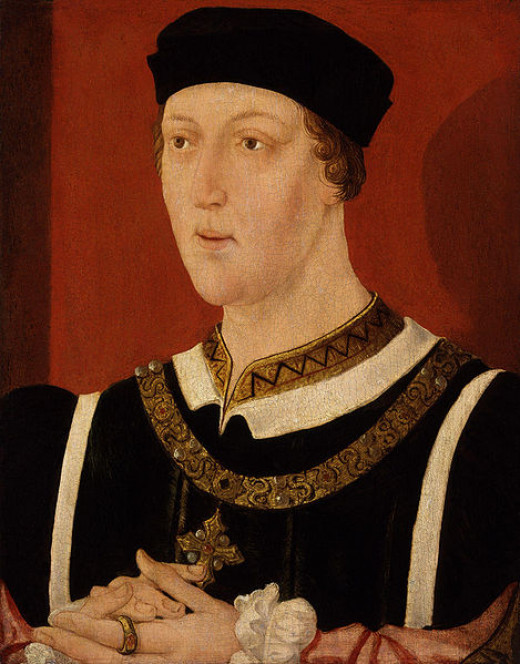 Henry VI decided marriage was worth handing over lands that his father had fought for.