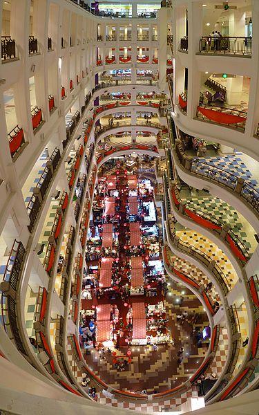 Shopping In Kuala Lumpur Is Fun