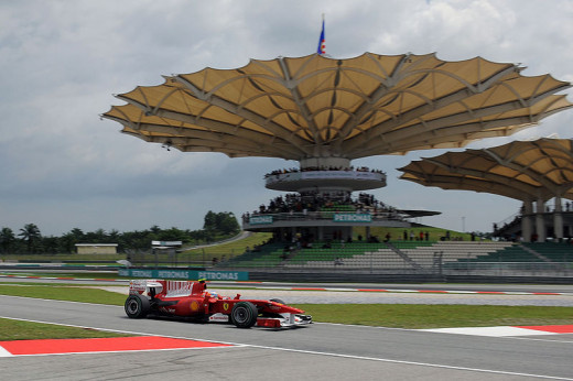The Sepang F1 Circuit Has Played Host To World Class Events