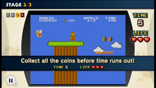 Super Mario Bros challenges are fun and easy