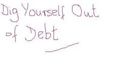 Debt Advice - Do it yourself debt management