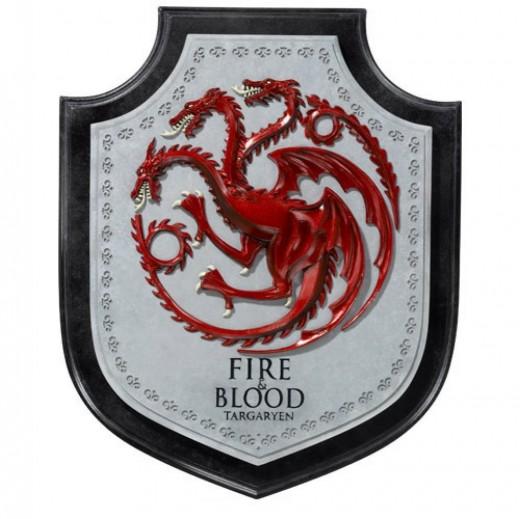 House Targaryen Sigil Gift