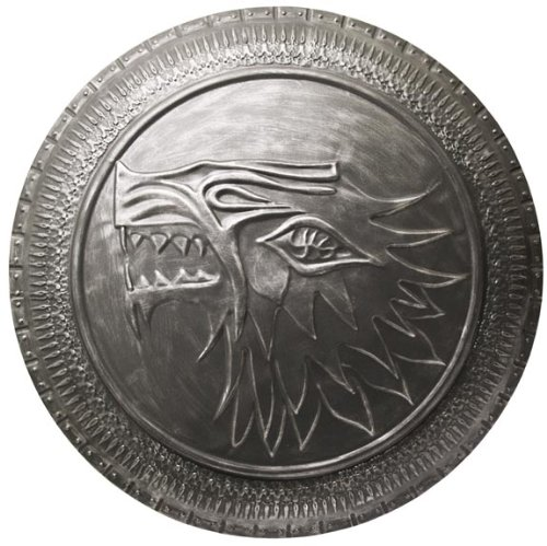 House Stark Infantry Shield