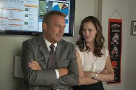 Kevin Costner and Jennifer Garner star in the drama Draft Day, a riveting look at the machinations that take place behind the scenes of the NFL pro draft