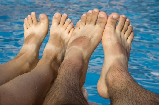 It's time to get the type of feet you love to show off.