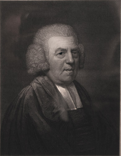 "John Newton, slave trader, abolitionist, minister, and author of the hymn ""Amazing Grace"""