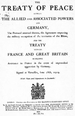 The Versailles Settlement, The 1929 Economic Crisis and Ideological Extremism as causes for the Second World War
