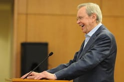 "Charles Stanley, author of ""Turning the Tide."""
