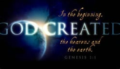 Light is the Broadcast of Creator God