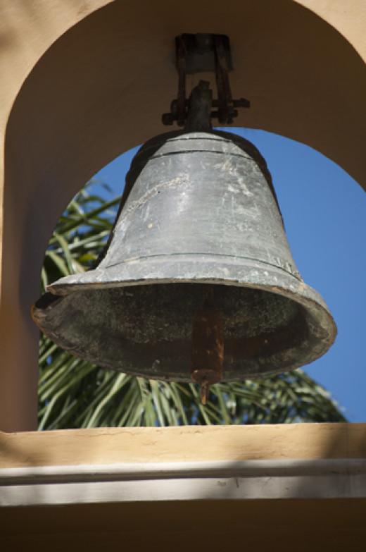 The Original Honduran Liberty Bell, Comayagua