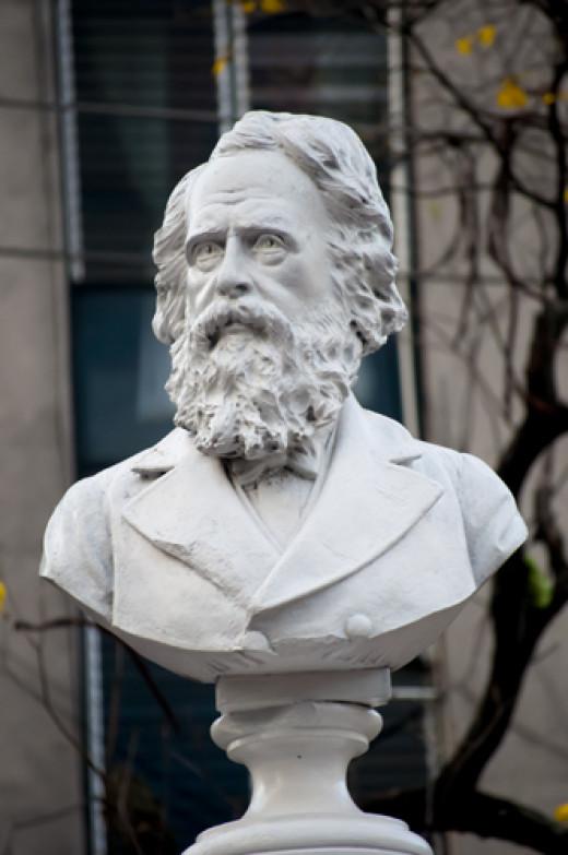 José Trinidad Cabañas, one of Honduras' most beloved presidents.