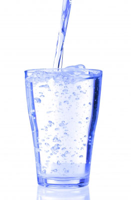 Staying hydrated is important when you have a migraine.