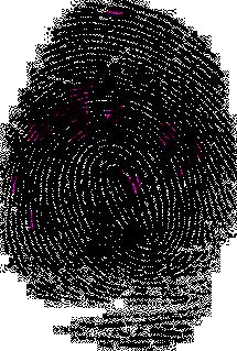 Fingerprints just aren't that easy to get...