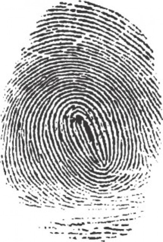 Fingerprints just aren't that easy to get...