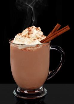 Hot Cocoa Float