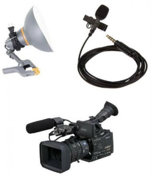 Video Resume Equipment