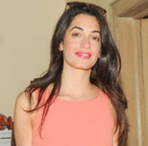 Who is Amal Alamuddin? Reportedly George Clooney's Beautiful Fiancee.