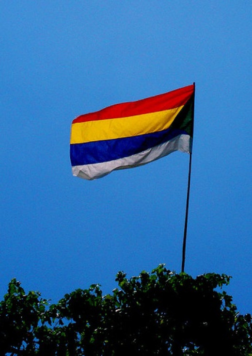 The Flag of the Druze People