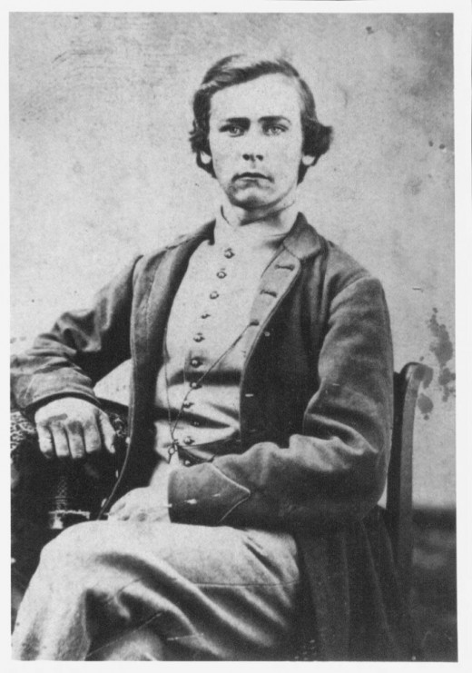 Union Volunteer Nathan Bragg
