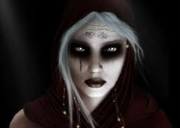 """Autumn & winter are THE DARKEST times of the year.Days are SHORT while nights are LONG.It's no coincidence that Halloween is celebrated at one of the darkest periods of the year.It's that time that people can safely express their """"more evil"""" persona."""