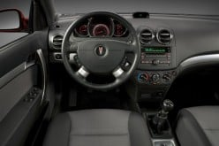 Top 10:  Best Car Interiors for 2009 (Under 15k)