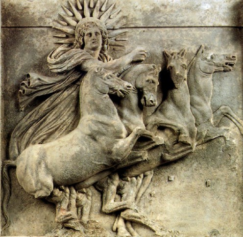 Helios and the Sun Chariot