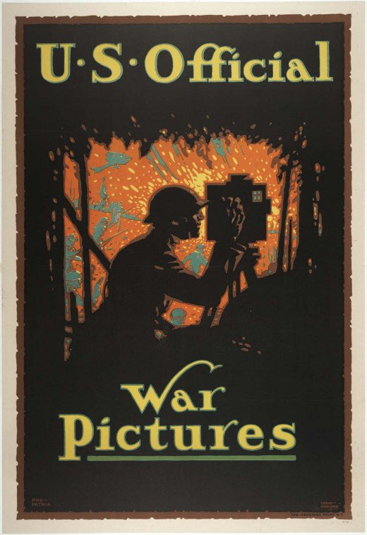 World War I was the beginning of the American government's use of propaganda to influence public opinion; and Hollywood films proved to be the most effective medium