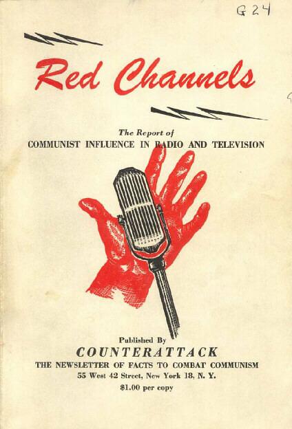 The fear-mongering, anti-Communist propaganda of Washington that followed World War II drove the public beyond the point of reason