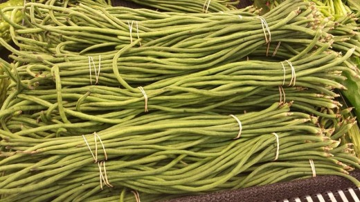 Long Beans.