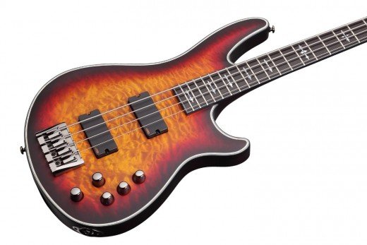 Schecter Hellrasier Extreme 4: A Top Bass Under $1000