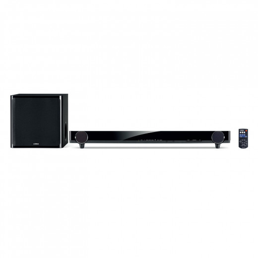 Yamaha Soundbar (YAS-201, with Wireless Subwoofer)