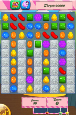 Candy Crush Level 23 - Your First Real Challenge