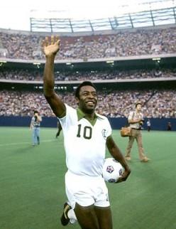Pele : The Soccer King