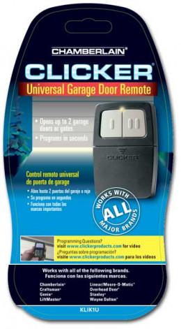 Did You Lose Your Garage Door Opener Remote