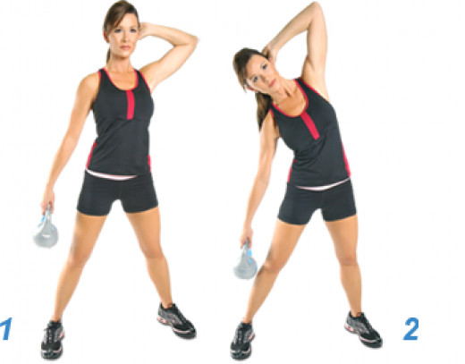 Pregnancy and FitnessOblique Exercises With Weights