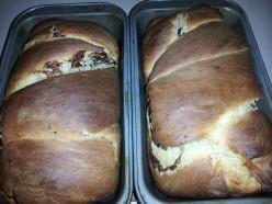Cozonac - Eastern European Sweet Bread Recipe