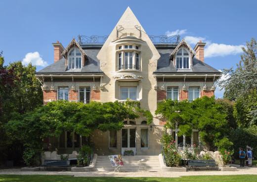 Villa Berthe - Art Nouveau architecture in France