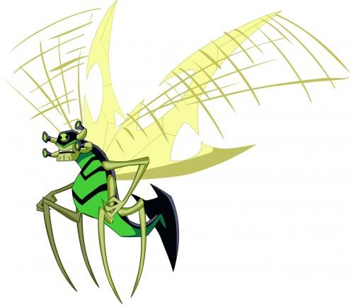 Stinkfly alien