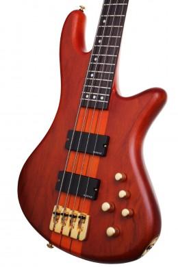 Schecter Stiletto Studio 4: A Top Bass for Metal
