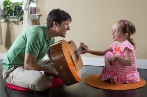 6 benefits of ‪‎music therapy‬ for kids with ‪special needs‬ from music therapist.