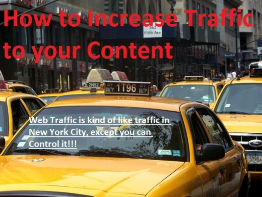 Web Traffic is like New York City Traffic!