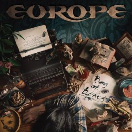 CD-Front cover of 2012's 'Bag of Bones'