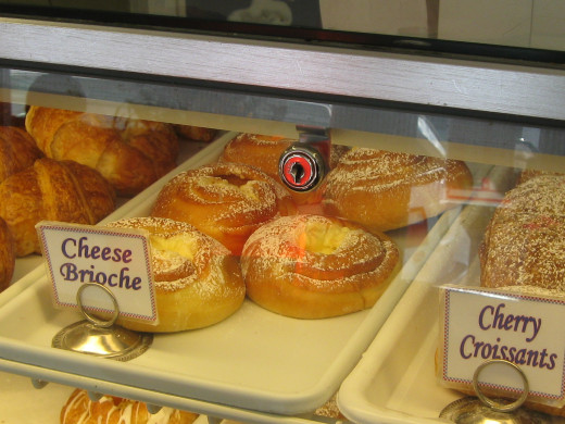 Brioche and Croissants
