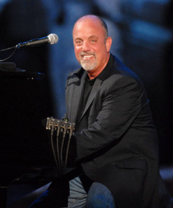 Bio of Billy Joel