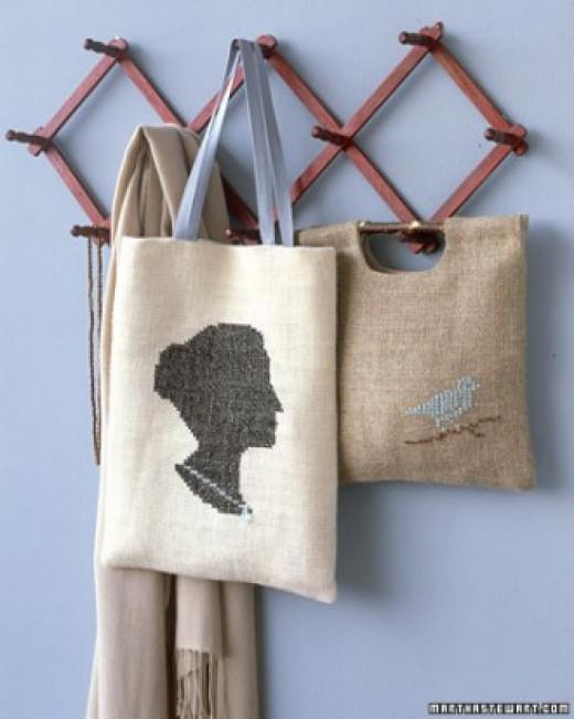 Handmade Stylish Tote Bag
