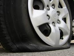 Tips on Changing a Flat Tire