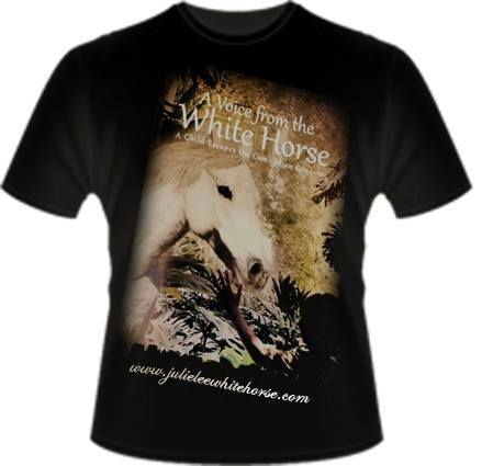 Available now! www.julieleewhitehorse.com