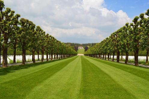 American Cemetery in Romagne-sous-Montfaucon: Vedun & WWI
