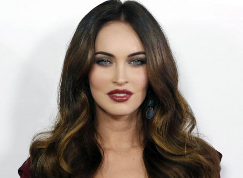 Hollywood film star, Megan Fox.