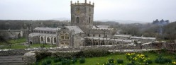 Moments to treasure: A day at  St Davids .